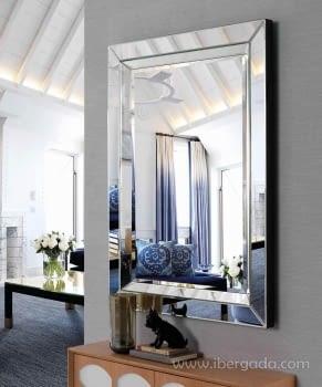 Espejo Siroco Rectangular (120x90)