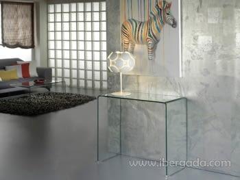 Consola Glass/Transparente