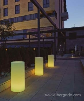 Cilindro de luz Tuby 70 - 3