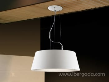 Colgante Zone Blanco LED