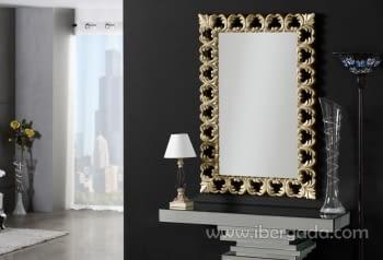 Espejo Ares Barroco Oro (114x76)