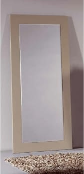 Espejo Rectangular Moka Vestidor (200x90)