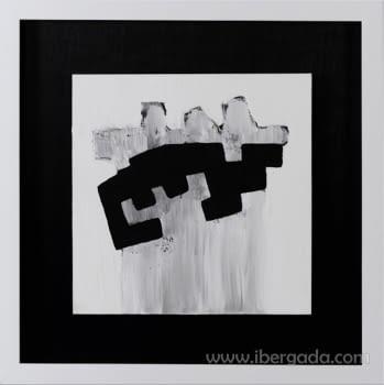 Cuadro Colección Chillida Marpau (65x65) - 3