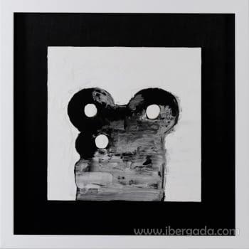 Cuadro Colección Chillida Marpau (65x65) - 4