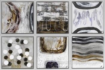 Cuadro Colección Quatre (45x45)