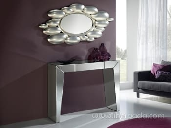Consola Artes Cristal