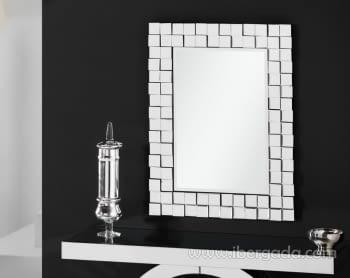 Espejo Calendre Rectangular (80x60)