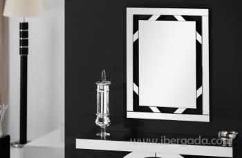 Espejo Calandra Rectangular (80x60)