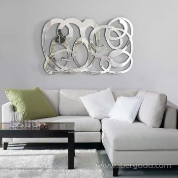 Espejo Muriel Rectangular (120x74)