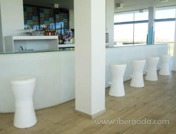 Barra de Bar Ibiza 120 Con Luz - 2