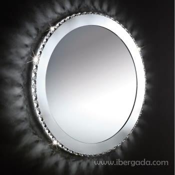 Espejo Toneria Redondo LED (65x65)