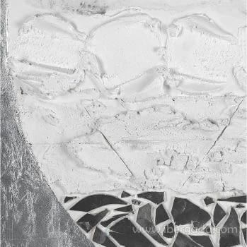 Cuadro Europa Espejos Blanco - 1