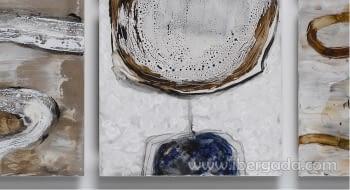 Cuadro Dihuit Lacado Blanco (150x80) - 2