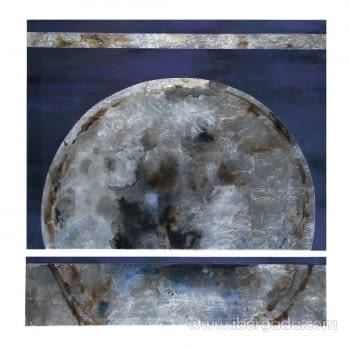 Cuadro Díptico Luna Llena