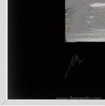 Cuadro Colección Negros Cullera (40x40) - 1