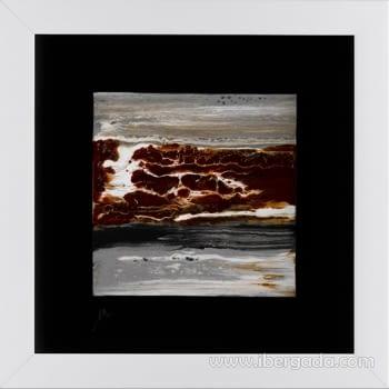 Cuadro Colección Negros Cullera (40x40) - 2