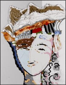 Cuadro Isabella Marpau (130x100) - 1