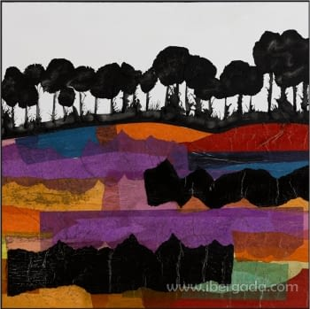 Cuadro Colours Forest - 1