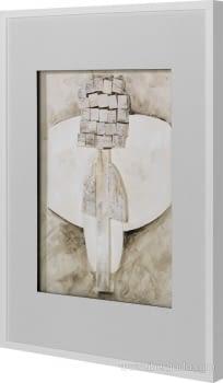 Bajorrelieve Fustes 03 (110x80) - 1