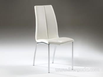 Silla Malibu Blanco
