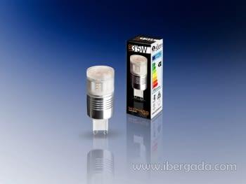 Bombilla LED G9 3,5W Luz Blanca