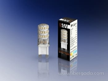 Bombilla LED G9 4W Luz Blanca