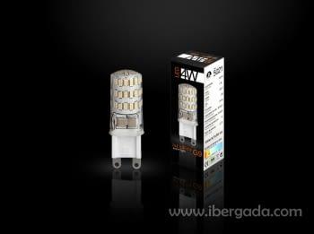 Bombilla LED G9 4W Luz Cálida
