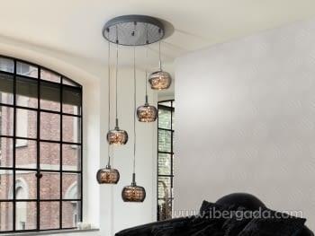 Colgante Arian 5L LED