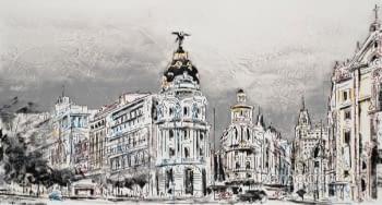 Cuadro Loving Madrid - 2