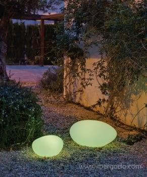 Piedra con Luz Petra 40