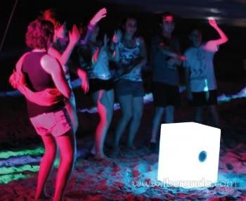 Cubo de Luz/Música Cuby Play 53