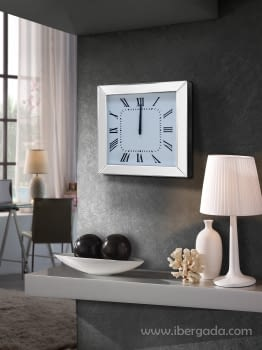 Reloj de Pared Adam (40x40)