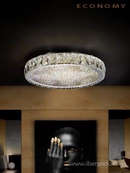 Plafon Dana Mediano LED