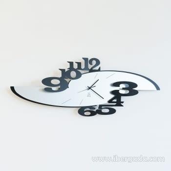 Reloj de Pared Ares (78x30)