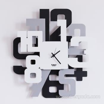 Reloj de Pared Big Sitter II (62cm x 62cm)