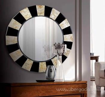 Espejo Selene Cristal (90x90)