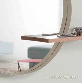 Espejo Recibidor Rodas (120x100) - 1