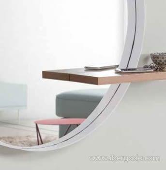Espejo Recibidor Rodas (120x100) - 2