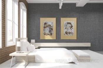Cuadro Heraldo Haya (110x80) - 1