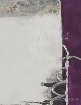Cuadro Espacios I Blanco (90x70) - 3