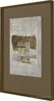 Cuadro Carta Blanca I Roble (110x80) - 3