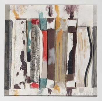 Cuadro Munch 03 (50x50)