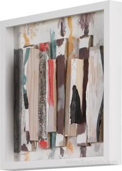 Cuadro Munch 03 (50x50) - 2