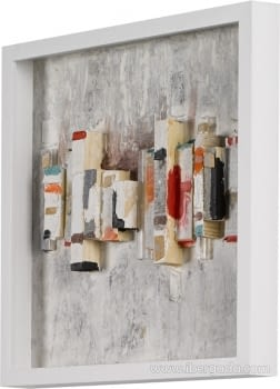 Cuadro Munch 02 (50x50) - 2
