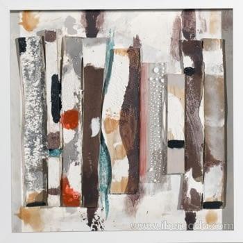 Cuadro Munch 01 (50x50)