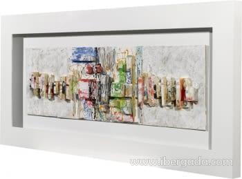 Cuadro Munch Colores  (180x80) - 2