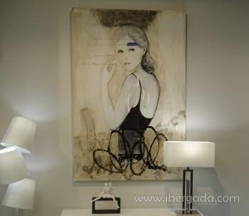 Cuadro Natalie (150x100) - 4