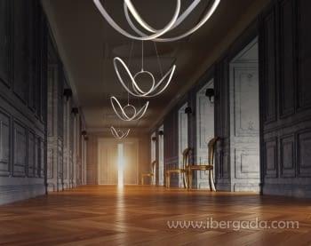 Colgante Shine 8 LED - 1