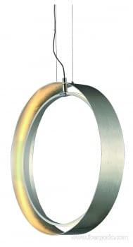 Colgante Orbitron MaxPlata LED