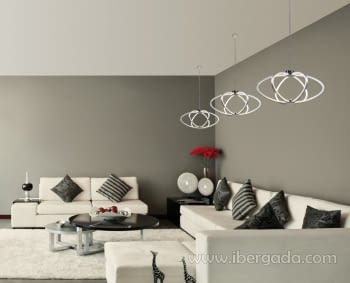 Colgante Shine 1 LED - 1